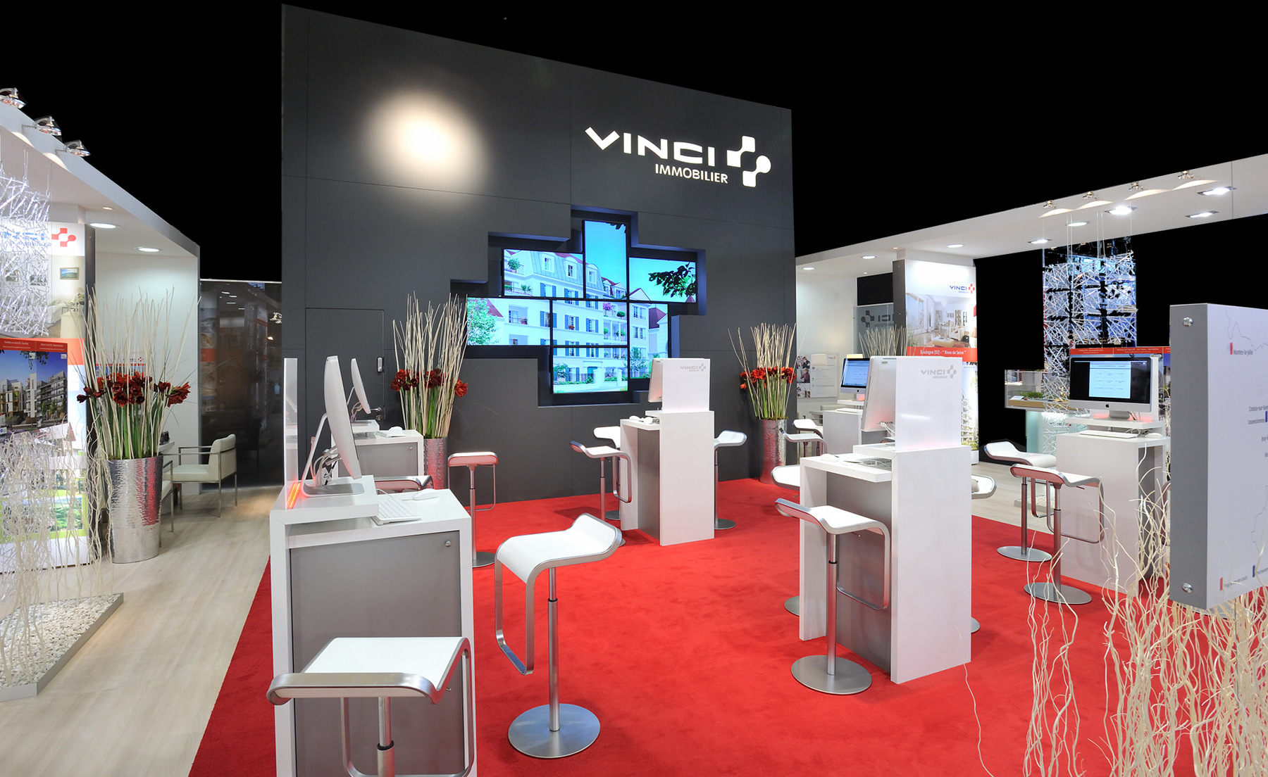 Accueil ald design stand d 39 exposition salon design for Salon exposition